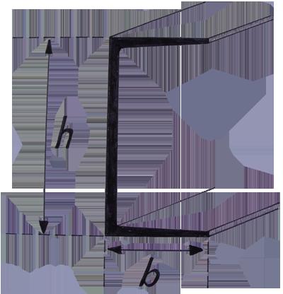 u profile ungleichschenklig u16. Black Bedroom Furniture Sets. Home Design Ideas